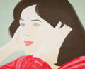 Prints:Contemporary, ALEX KATZ (American, b. 1927). Joan, 1986. Aquatint incolors. 31-1/2 x 38-1/2 inches (80.0 x 97.8 cm). Ed. 28/65.Signe...