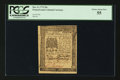Colonial Notes:Pennsylvania, Pennsylvania December 8, 1775 20s PCGS Choice About New 55.. ...