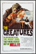 "Movie Posters:Horror, The Creatures Lot (Howard Mahler Films, 1975). Flat Folded One Sheets (6) (27"" X 41""). Horror.. ... (Total: 6 Items)"