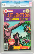 Bronze Age (1970-1979):Adventure, DC Special #24 The 3 Musketeers and Tobin Hood - Western Penn pedigree (DC, 1976) CGC NM/MT 9.8 White pages....