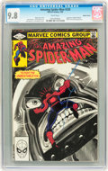Modern Age (1980-Present):Superhero, The Amazing Spider-Man #230 Western Penn pedigree (Marvel, 1982)CGC NM/MT 9.8 White pages....