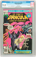 Bronze Age (1970-1979):Horror, Tomb of Dracula #61 Western Penn pedigree (Marvel, 1977) CGC NM/MT9.8 White pages....