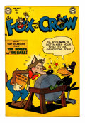 Golden Age (1938-1955):Funny Animal, Fox and the Crow #3 (DC, 1952) Condition: FN+....