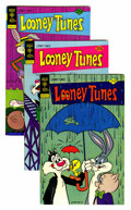 Bronze Age (1970-1979):Cartoon Character, Looney Tunes File Copies Group (Gold Key, 1975-80) Condition:Average VF+.... (Total: 24 Comic Books)