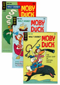 Bronze Age (1970-1979):Cartoon Character, Moby Duck #1-30 File Copies Group (Gold Key/Whitman, 1967-78)Condition: Average VF+.... (Total: 30 Items)