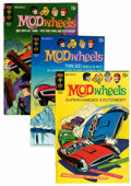 Bronze Age (1970-1979):Cartoon Character, Mod Wheels/Modniks File Copies Group (Gold Key, 1970-76) Condition:Average VF+.... (Total: 20 Items)