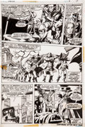 Original Comic Art:Panel Pages, Gene Colan and Tom Palmer Tomb of Dracula #14 page 7Original Art (Marvel, 1974)....