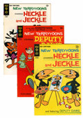 Bronze Age (1970-1979):Cartoon Character, New Terrytoons File Copies Group (Gold Key, 1969-79) Condition:Average VF+.... (Total: 48 Comic Books)