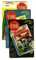 Golden Age (1938-1955):Classics Illustrated, Stories by Famous Authors Illustrated Group (Seaboard Pub., 1950s) Condition: Average VG/FN.... (Total: 12 Comic Books)