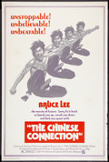 "Movie Posters:Action, The Chinese Connection (National General, 1973). Poster (40"" X60""). Action.. ..."