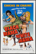 "Movie Posters:Sexploitation, Black Mama, White Mama (American International, 1972). One Sheet(27"" X 41""). Sexploitation.. ..."