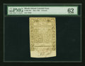 Colonial Notes:Rhode Island, Rhode Island May 1786 £3 PMG Uncirculated 62.. ...