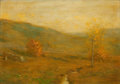 Paintings, BRUCE CRANE (American, 1857-1937). Tonalist Landscape. Oil on canvas. 14 x 20 inches (35.6 x 50.8 cm). Signed lower righ...