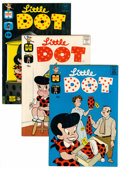 Silver Age (1956-1969):Humor, Little Dot #76-164 File Copy Long Box Group (Harvey, 1962-76) Condition: Average VF/NM....