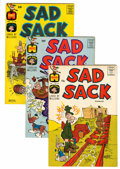 Silver Age (1956-1969):Humor, Sad Sack Comics - File Copy Box Lot Group (Harvey, 1962-82) Condition: Average VF/NM.... (Total: 2 Box Lots)