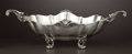 Silver Holloware, Continental:Holloware, AN ITALIAN SILVER FOOTED BOWL . Mario Buccellati, Milan, Italy,circa 1938-1944. Marks: M. BUCCELLATI, STERLING, 925, (5...