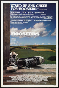 "Hoosiers Lot (Orion, 1986). One Sheets (2) (27"" X 41""). Sports. ... (Total: 2 Items)"
