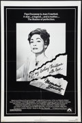 "Movie Posters:Cult Classic, Mommie Dearest Lot (Paramount, 1981). One Sheets (3) (27"" X 41"").Cult Classic.. ... (Total: 3 Items)"