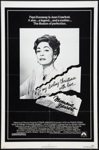 "Mommie Dearest Lot (Paramount, 1981). One Sheets (3) (27"" X 41""). Cult Classic. ... (Total: 3 Items)"