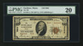 National Bank Notes:Maine, Gardiner, ME - $10 1929 Ty. 2 The NB of Gardiner Ch. # 9609. ...