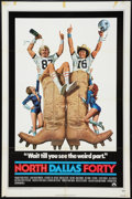"""Movie Posters:Sports, North Dallas Forty (Paramount, 1979). One Sheet (27"""" X 41""""). Sports.. ..."""