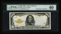 Small Size:Gold Certificates, Fr. 2408 $1000 1928 Gold Certificate. PMG Extremely Fine 40.. ...