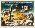 "Movie Posters:Science Fiction, Journey to the Seventh Planet (American International, 1961). HalfSheet (22"" X 28"").. ..."