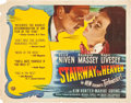 "Movie Posters:Fantasy, Stairway to Heaven (Universal International, 1946). Half Sheet (22"" X 28"").. ..."