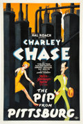 "Movie Posters:Comedy, The Pip From Pittsburgh (MGM, 1931). One Sheet (27"" X 41"").. ..."