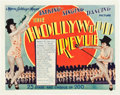 "Movie Posters:Musical, Hollywood Revue of 1929 (MGM, 1929). Half Sheet (22"" X 28"").. ..."