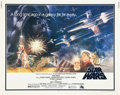 "Movie Posters:Science Fiction, Star Wars Lot (20th Century Fox, 1982). Half Sheets (3) (22"" X28"").. ... (Total: 3 Items)"