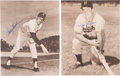 Baseball Collectibles:Photos, Tom Seaver and Duke Snider Signed Oversized Photographs Lot of 2....