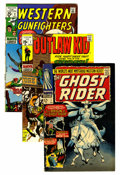Silver Age (1956-1969):Western, Marvel Silver Age Western Group (Marvel, 1967-75).... (Total: 50Comic Books)