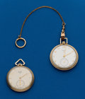 Timepieces:Pocket (post 1900), Two - Elgin Gold Filled, 12 Size Pocket Watches. ... (Total: 2Items)