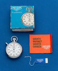 Timepieces:Other , Heuer, New Old Stock Trackmate Timer. ...