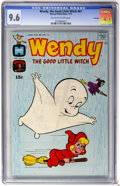 Bronze Age (1970-1979):Humor, Wendy, the Good Little Witch #61 File Copy (Harvey, 1970) CGC NM+9.6 Off-white to white pages....