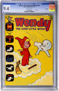 Bronze Age (1970-1979):Humor, Wendy, the Good Little Witch #70 File Copy (Harvey, 1971) CGC NM9.4 Off-white pages....