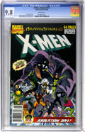 Modern Age (1980-Present):Superhero, X-Men Annual #13 (Marvel, 1989) CGC NM/MT 9.8 White pages....