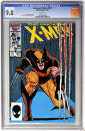 Modern Age (1980-Present):Superhero, X-Men #207 (Marvel, 1986) CGC NM/MT 9.8 White pages....