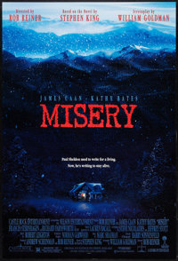 """Misery Lot (Columbia, 1990). One Sheets (2) (26.75"""" X 39.75"""") SS. Thriller. ... (Total: 2 Items)"""