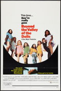 "Movie Posters:Sexploitation, Beyond the Valley of the Dolls Lot (20th Century Fox, 1970). One Sheets (2) (27"" X 41""). Sexploitation.. ... (Total: 2 Items)"