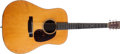 Musical Instruments:Acoustic Guitars, 1940 Martin D-18 Natural Acoustic Guitar, #75667....