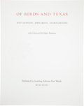 Books:Signed Editions, Scott and Stuart Gentling. Of Birds and Texas ElephantFolio, Numbered 490 of 500 Limited Edition Copies. Fort W...