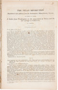 Books:Early Printing, Probus (pseudonym). The Texan Revolution. Republished withadditions from the Northampton (Massachusetts)Gazette,...