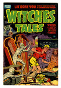 Golden Age (1938-1955):Horror, Witches Tales #4 File Copy (Harvey, 1951) Condition: VF+....