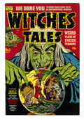 Golden Age (1938-1955):Horror, Witches Tales #3 File Copy (Harvey, 1951) Condition: VF....