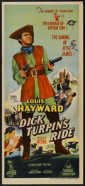"Movie Posters:Adventure, The Lady and the Bandit (Columbia, 1951). Australian Daybill(13.25"" X 30""). Adventure.. ..."