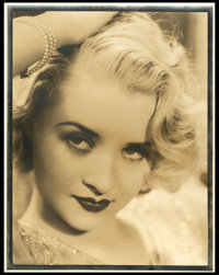 """Marian Marsh by Elmer Fryer (Warner Brothers, 1930s). Portrait Photo (10.5"""" X 13.5""""). Miscellaneous"""