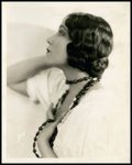 "Movie Posters:War, Delores del Rio in ""What Price Glory"" by Max Munn Autrey (Fox,1926). Portrait Photo (8"" X 10""). War.. ..."