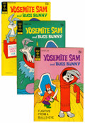Bronze Age (1970-1979):Cartoon Character, Yosemite Sam File Copies Group (Gold Key, 1972-80) Condition:Average VF/NM.... (Total: 56 Comic Books)